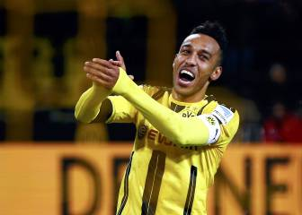 Report: Chinese club make €150m offer for Aubameyang