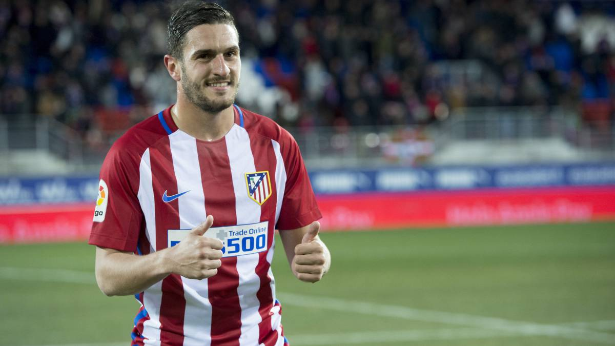 Koke breaks Atletico Madrid record on birthday weekend ...