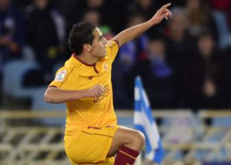 Ben Yedder an exellent replacement for Gameiro