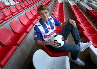 Odegaard: Five reasons why he's struggled at Real Madrid so far