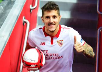 Jovetic straight into Sevilla squad for Real second leg