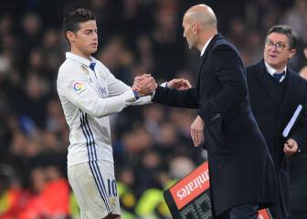 James Rodríguez rejects huge offer from Hebei China Fortune