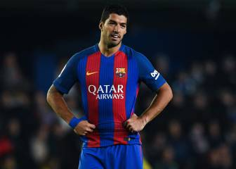 The real reason Suárez didn't attend Fifa's 'The Best' awards
