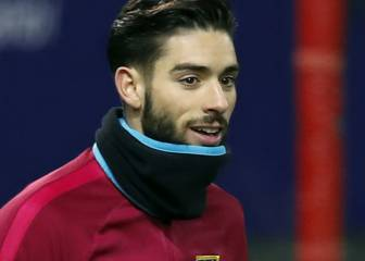 City, United, PSG y Bayern, pendientes de Carrasco