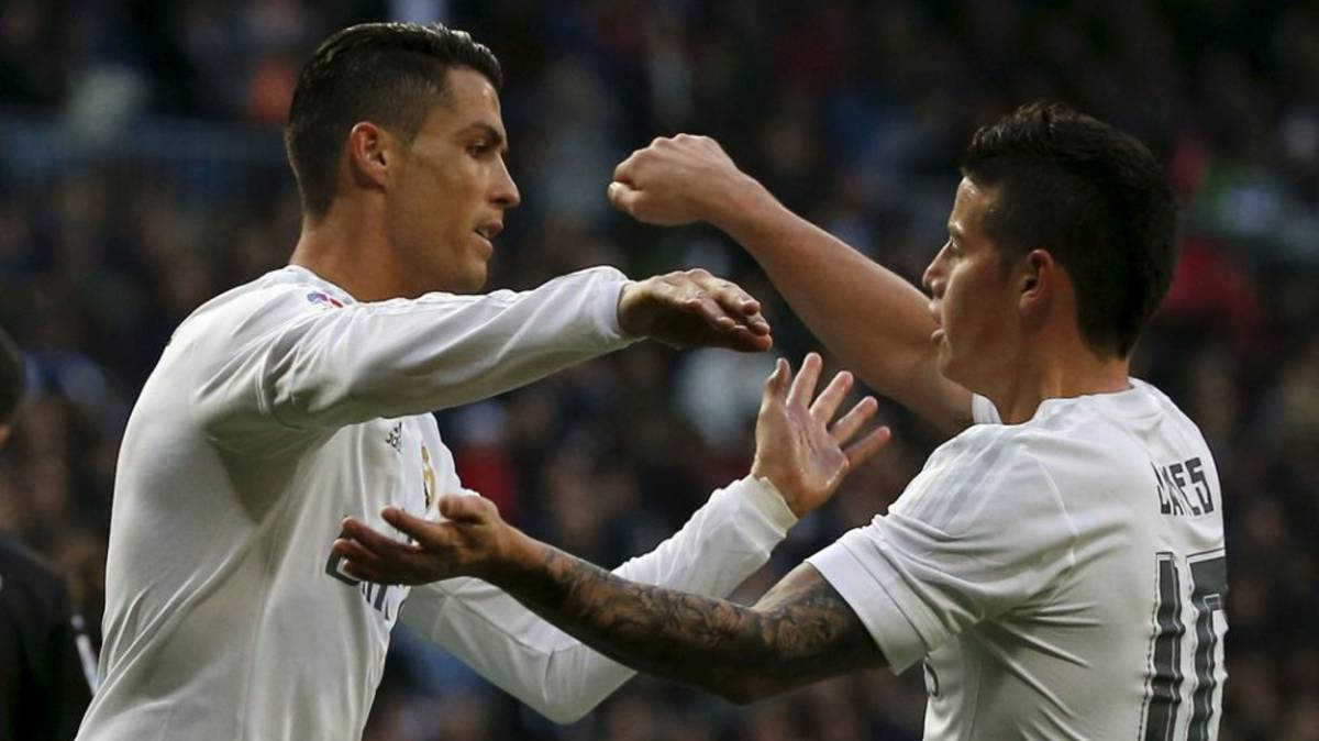 Cristiano convinced James to turn down 90M Chelsea bid
