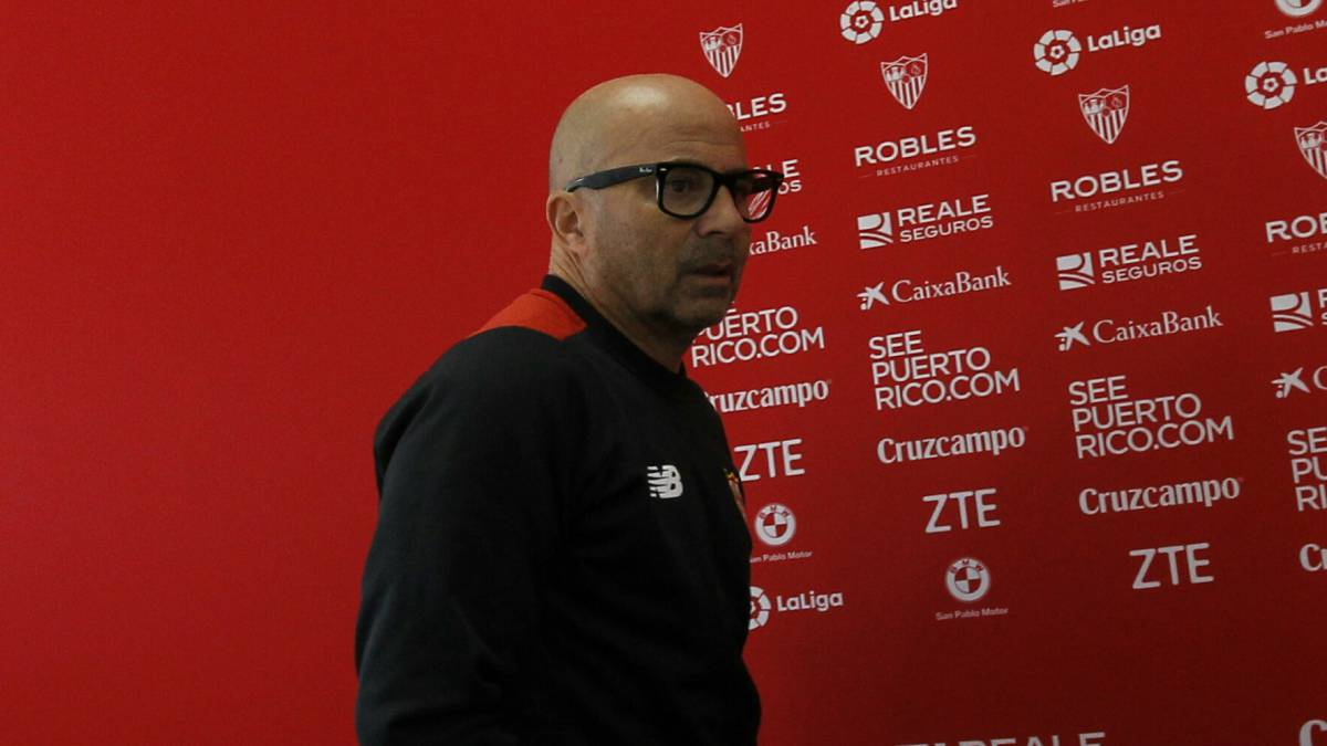 "Sampaoli: ""It's crazy to see Sergio Ramos and Sevilla divided"""