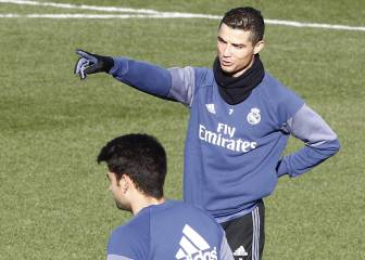 Cristiano Ronaldo returns to a Copa squad after two years