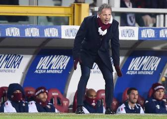 Mihajlovic, multado por romper el cartel del 'flash interview'