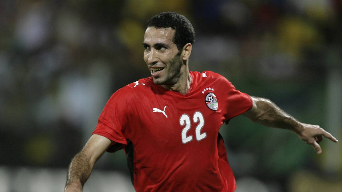 Mohamed Aboutrika.