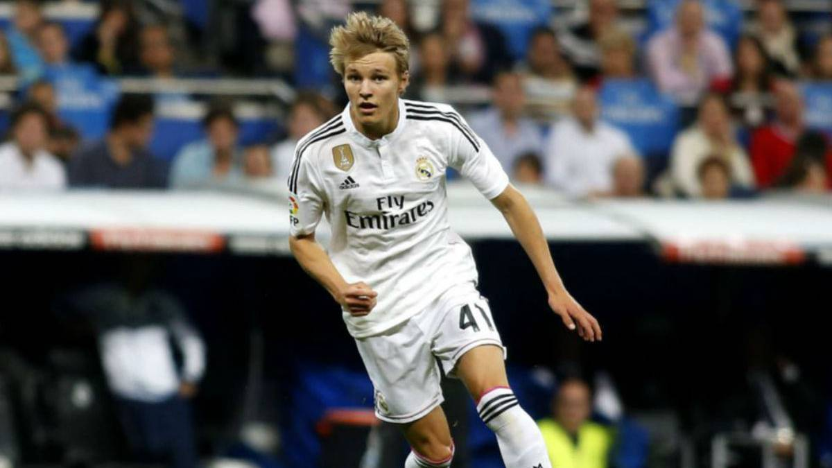 "Odegaard: ""My time at Real Madrid is not over"""