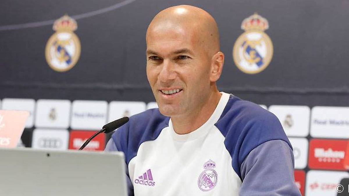 Zidane speaks on Cristiano and Danilo criticism, James injury