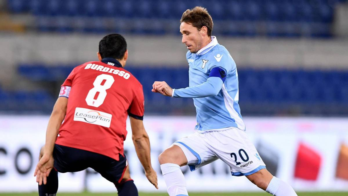 Lucas Biglia rejects Lazio contract as Atlético eye move