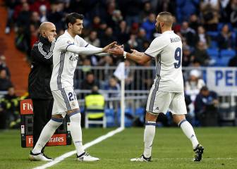 Madrid fans choose Morata ahead of Benzema