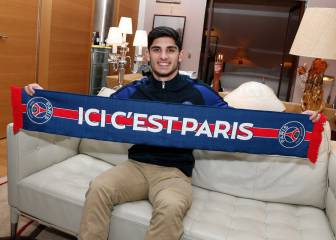 Guedes shatters Valencia's dreams by joining PSG