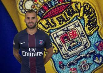 Las Palmas and Middlesbrough tussle for Jesé