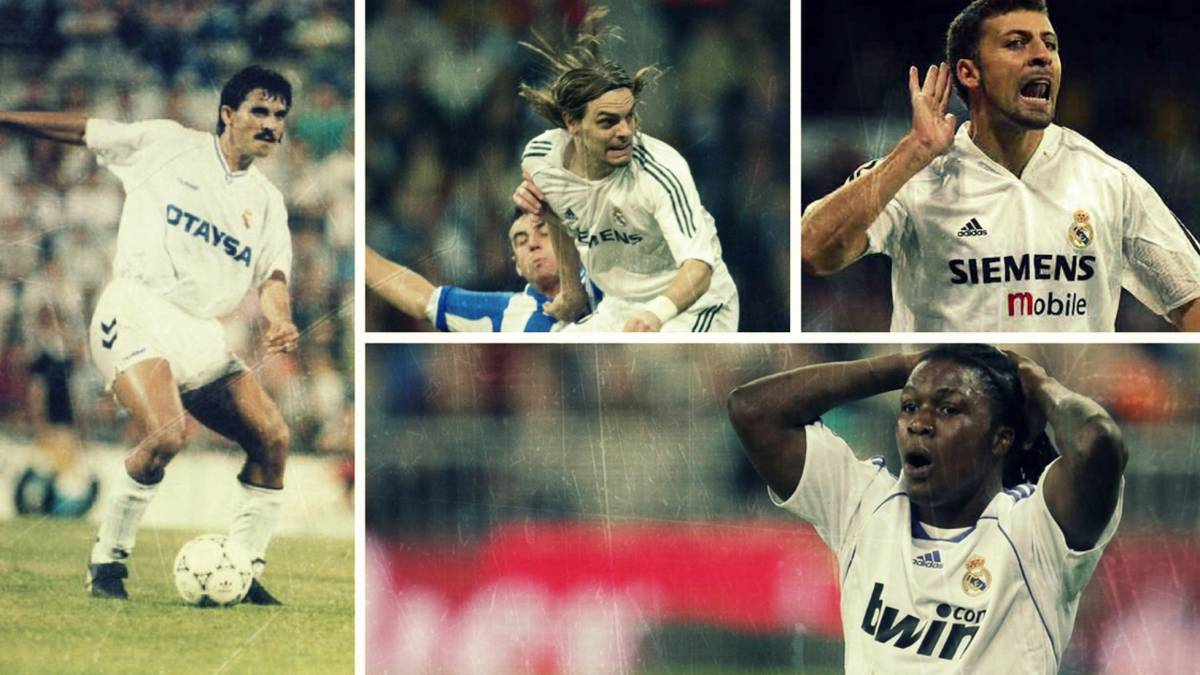 Los defensas malditos del Real Madrid: Danilo, Drenthe, Spasic, Vitor...