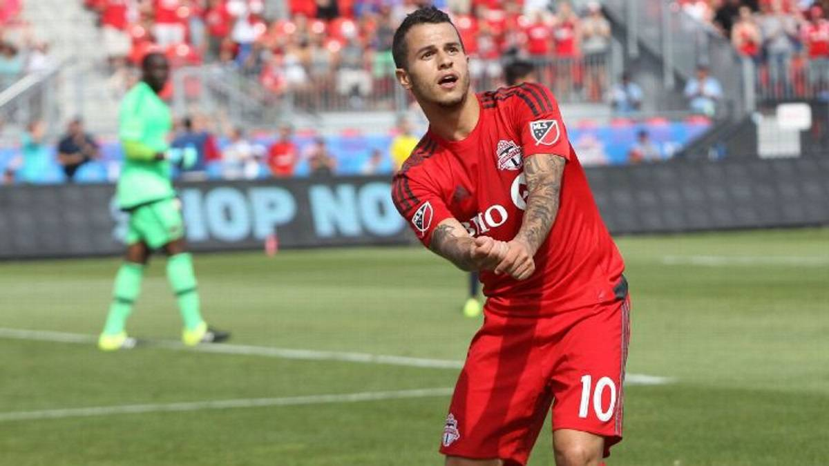 "Giovinco on offer from Barça: ""It would have been as a ballboy"""