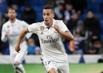 Lucas Vázquez starts, along with under-pressure Danilo and Benzema