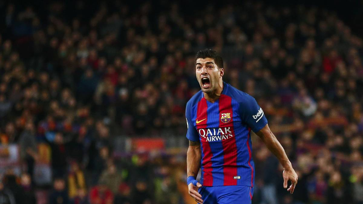 Barcelona don't lose when Luis Suárez scores