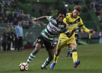 Sporting CP set to hand Martins new deal to ward off suitors