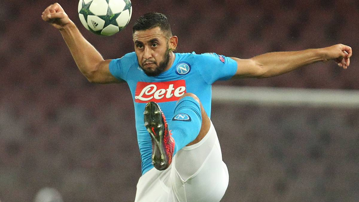 Real Madrid mulling move for Ghoulam as cover for Marcelo