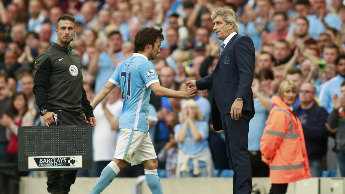 Manuel Pellegrini and David Silva victims of £150k credit card fraud