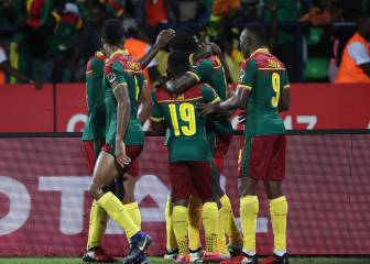 Late goals send Cameroon to final at Ghana's expense