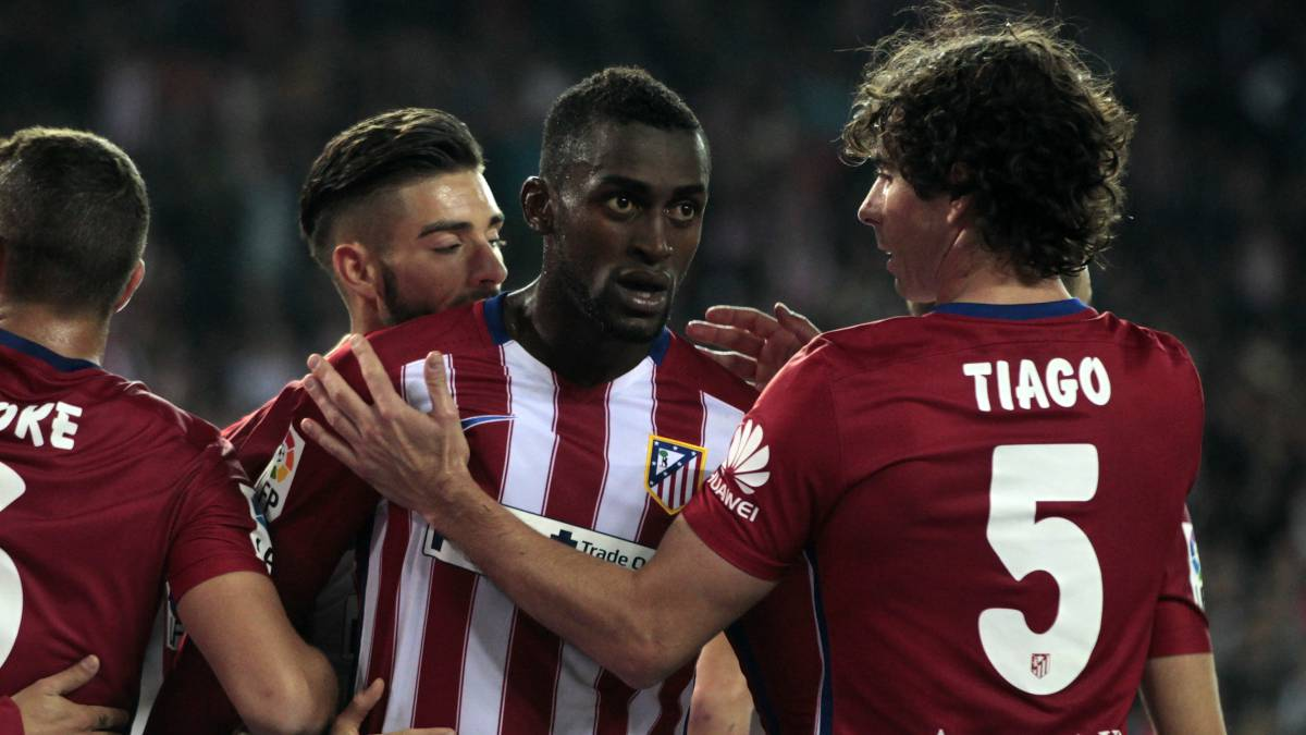 Jackson vents over tension with Atletico Madrid teammates