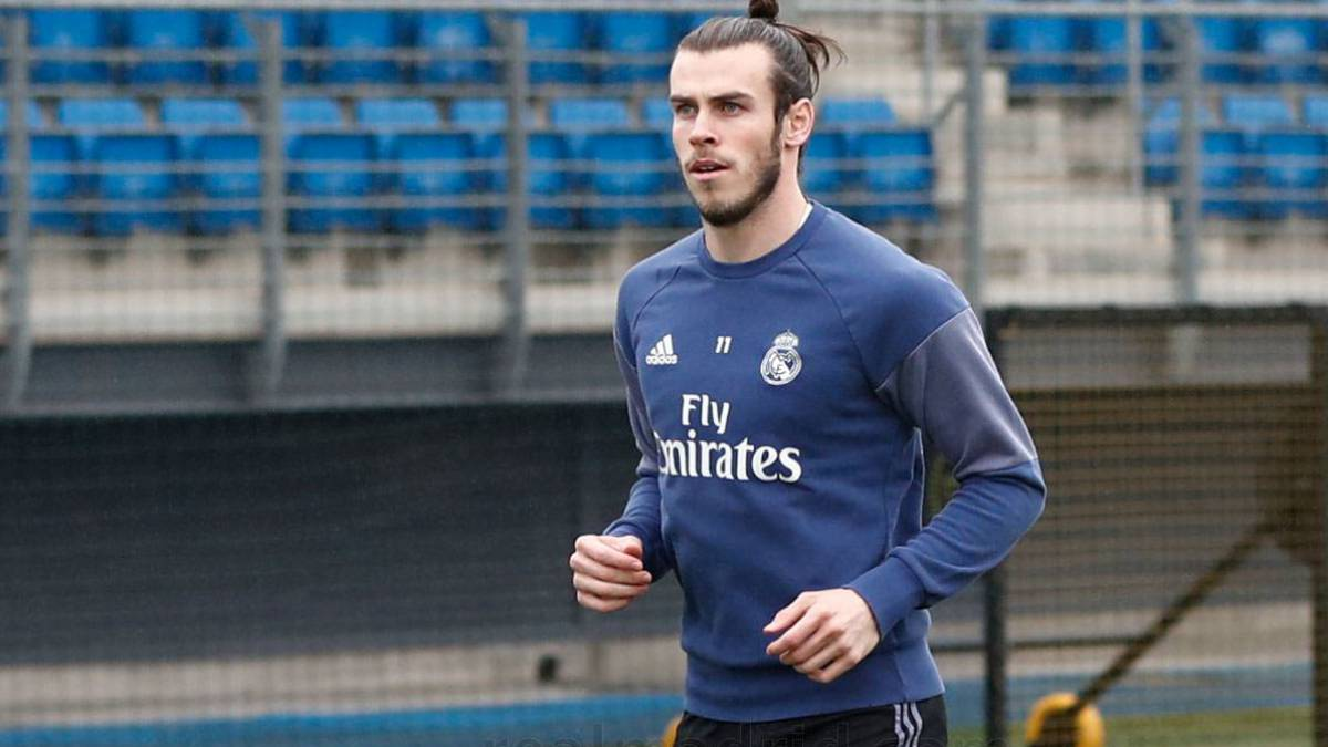 Bale close to full fitness & aiming to make Napoli game