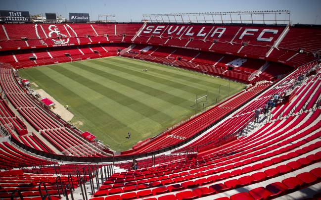 New Atletico Stadium Could Host Champions League Final 2019 As Com