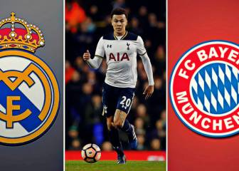 Spurs put a price on Dele Alli: Real Madrid, Bayern interested
