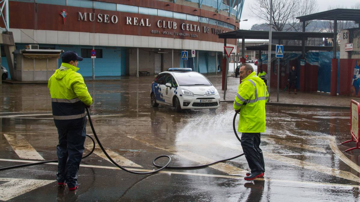 Celta Vigo vs Real Madrid called off for safety reasons