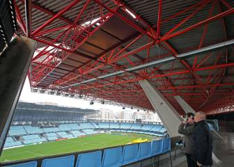 Celta Vigo-Real Madrid postponed