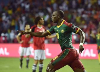 Stunning Aboubakar winner sees Cameroon take Afcon title