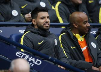 Aguero fails to guarantee Manchester City future