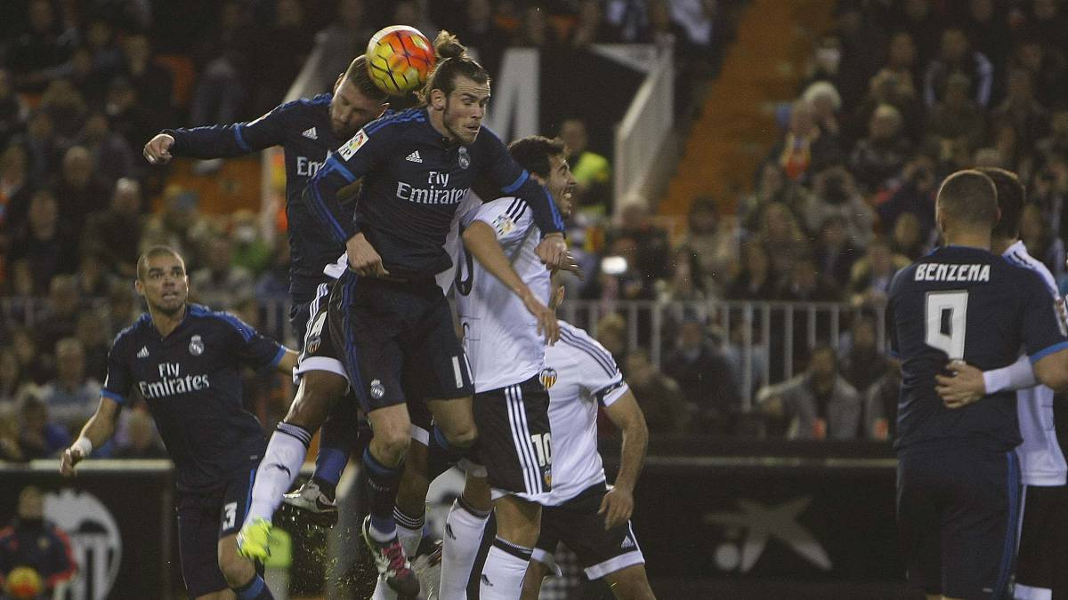 Valencia-Real Madrid scheduled for Wednesday 22nd at 18:45 CET
