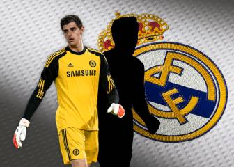 Madrid have a second option if bid to lure Courtois fails