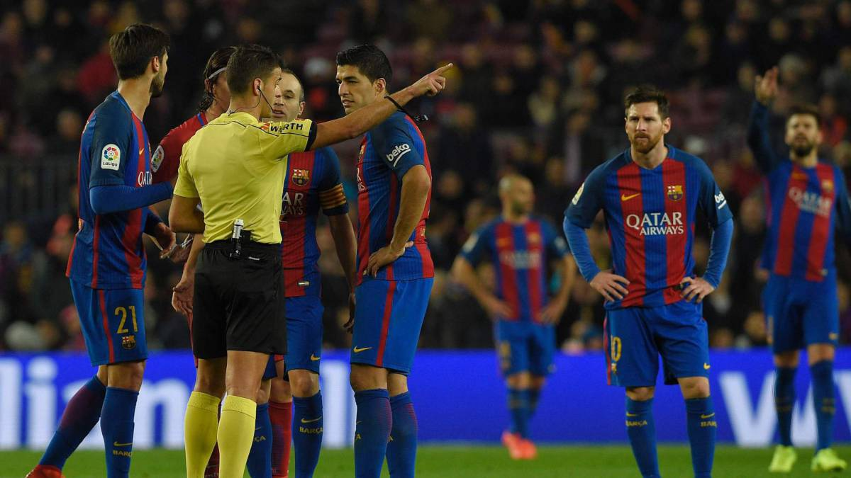 Luis Suárez will miss Copa final and ban extended for appeal