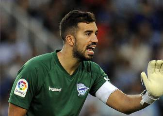 Alavés renew Pacheco but Madrid retain buy-back option