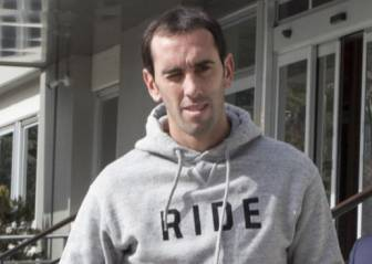 Godín's main objective is to return for Leverkusen clash