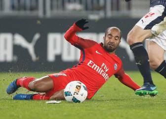 Lucas Moura: The way to stop Leo Messi is to tie him up