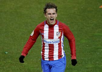 Griezmann happy to stay and win with Atlético Madrid