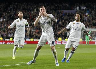 In Pictures: Real Madrid - Napoli