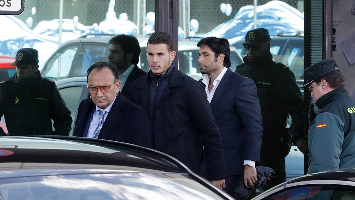 Judge denies Lucas Hernández request to adjourn domestic abuse hearing