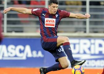 Capa will only leave Eibar if Barcelona pay his buy-out