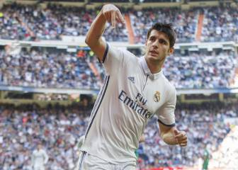Morata, Isco and Lucas start as Zidane makes seven changes
