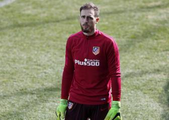 Oblak hands Atletico fitness boost ahead of Leverkusen trip