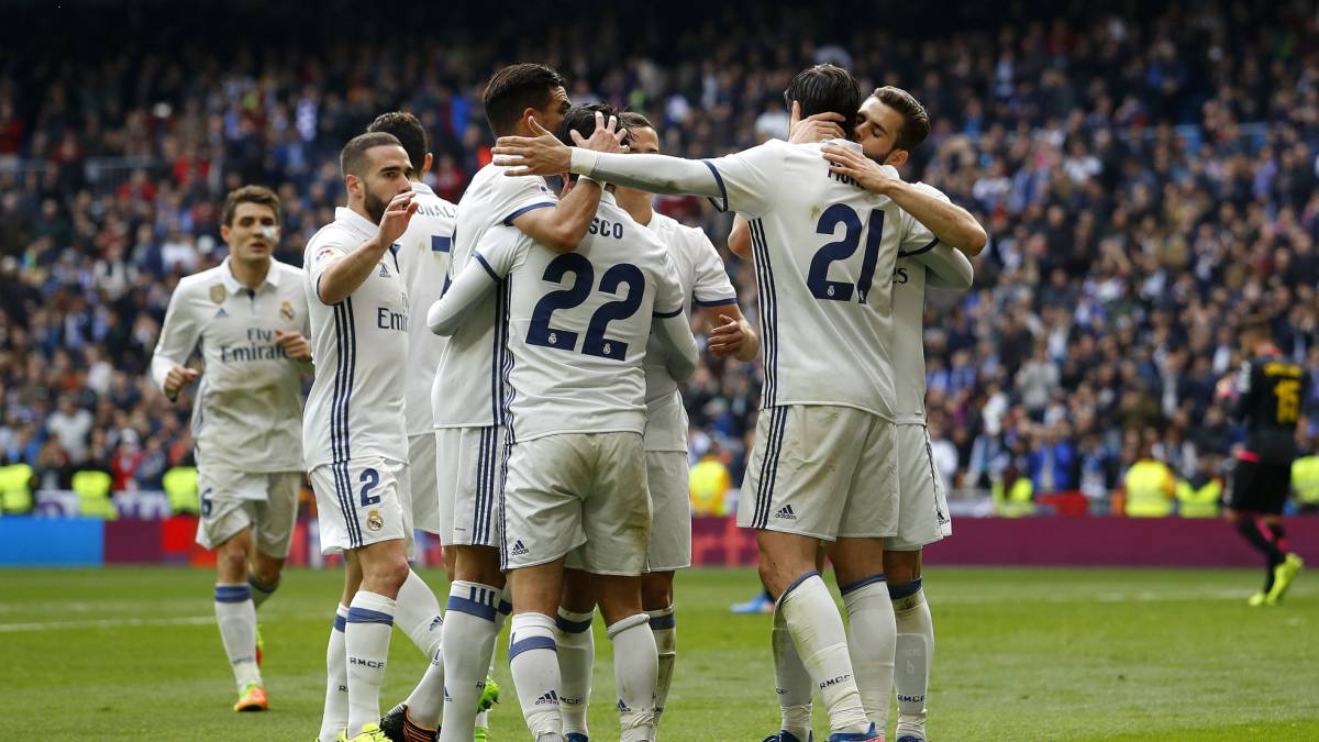 Los cinco motivos de optimismo para el Real Madrid