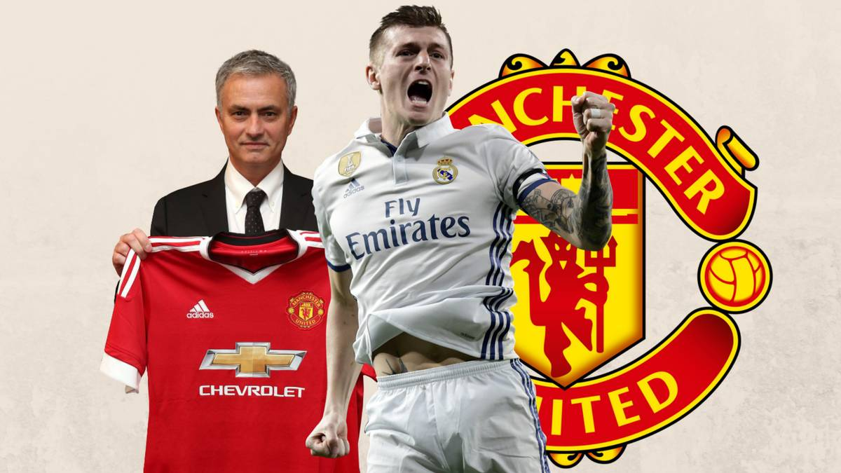 Toni Kroos: Real Madrid man a target for Manchester United