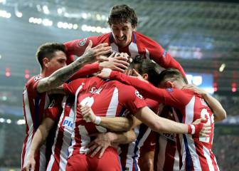Bayer Leverkusen - Atletico Madrid: In Pictures